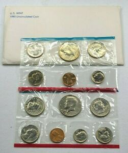 1980 US Mint P D Uncirculated 13 Coin Set ☆1 Set from Lot☆