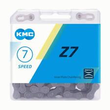 """KMC Z7 5 6 7 Speed 3/32"""" fit Shimano SRAM mountain hybrid Bike Chain Bicycle Z50"""