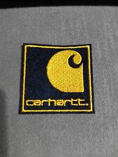 Parche bordado para coser estilo Carhartt 5/5 cm  ,  adorno ropa