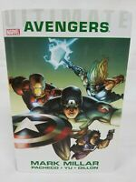 DAMAGED Ultimate Comics Avengers Mark Millar Omnibus Marvel HC Pacheo Yu Dillon