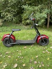 citycoco electric scooter 1000w FATBOY