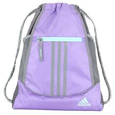 adidas Alliance Sack Pack Drawstring Gym Bags Unisex Backpacks Sports Sackpacks