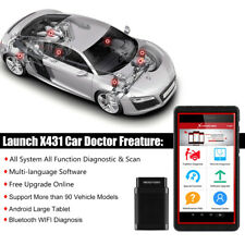 LAUNCH X431Pro Mini Wifi/Bluetooth OBD2 Scanner Full System ECU Coding Scan Tool