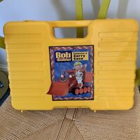 Bob The Builder Racing Champions Collector Case & Vehicle/Figure Diecast Bundle