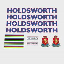 Holdsworth Professional Bicycle Decals, Transfers, Stickers n.2000