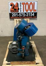Stimpson 488 Automatic Grommet Machine w/ Foot Pedal Operation