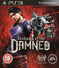 PS3-Shadows of the Damned (BBFC) /PS3  (UK IMPORT)  GAME NEW