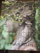 ETHAN ALLEN MUSES CATALOG w/Pricing Guide; Dust Cover; Coffee Table Book; New