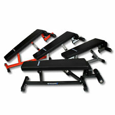 GYMANO ® | ULTIMATE DECLINE DUMBBELL BENCH™ | for BENCH PRESS, CRUNCHES & ABS