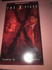 The X-Files - Humbug/Anasazi (VHS, 1997)