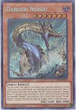 Yu-Gi-Oh! - Danger! Nessie! - CYHO-EN083 - Secret Rare - Unlimited Ed- NEW -NM/M