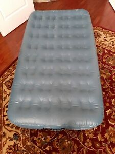Aerobed Coleman Airbed Twin Single High with 120 Volt Combo - 2000009820