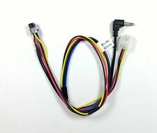 NEW GENUINE VW SEAT BLUETOOTH TOUCH PHONE KIT QUADLOCK CONNECTION CABLE LEAD