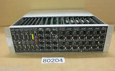 Console Rack Amek I.O + 16 cartes DR50 / DR30 / DR20 / DR40 / DR10 / dr70 / dr51 / DR60