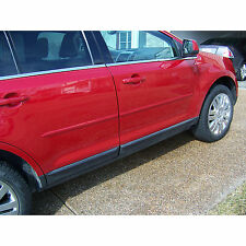 PAINTED FORD EDGE BODY SIDE MOLDINGS  2007 - 2016