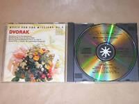 CD / MUSIC FOR THE MILLIONS N° 8 / ANTONIN DVORAK / TRES BON ETAT