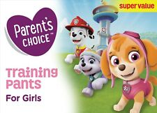 Parent's Choice Training Pants for Girls, Paw Patrol - Choose Size & Count