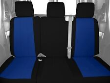 Seat Cover Rear Custom Tailored Seat Covers MA147-04NN fits 14-16 Mazda 3