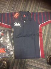 Canterbury Polo Shirt CCC Embroidered Logo Junior age 10 New Superb box 12
