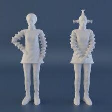 Lost In Space 1:35 1/35 Verda Figure Female Android 3D printed Jupiter 2 Model
