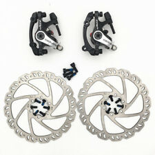 TRP SPYRE Alloy Mechancial Disc Brake Caliper w/ 160mm Rotor Front and Rear Set