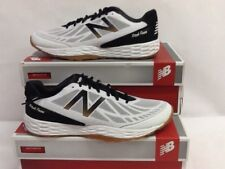 Nib: New Balance Mx80Ag3 Running/Training Shoes - White/Black - Us Men's Size 14