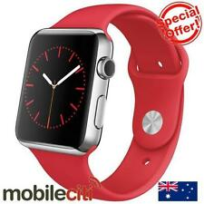 Stainless Steel Case Smart Watches with Accelerometer