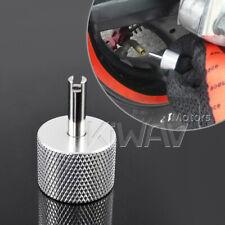 KiWAV tool - tire valve core remover Aluminum knurled grip for Schrader valves