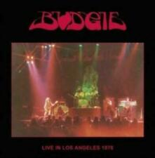 Budgie Live in Los Angeles 1978 Vinyl LP Id11501z