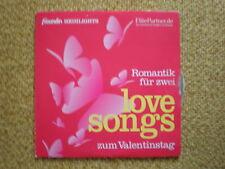 freundin CD LOVE SONGS ZUM VALENTINSTAG Romantik für zwei