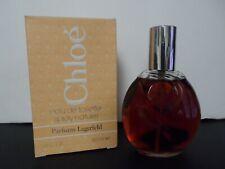 Vintage Chloe Parfums Lagerfeld EDT Spray 3 oz / 90 ml New in Worn Box,Rare .