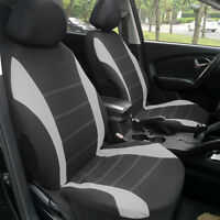 1PC Seat Cover 9 Set Full Car Styling Seat Covers For Gray Interior Accessories