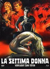 La Settima Donna (Last House on The Beach) - Giallo - Blu Ray & Dvd + Mediabook