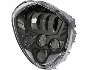 Brand New OEM Polaris Victory Motorcycle Black Headlight Beacon LED 2880769-266