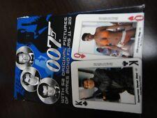 JAMES BOND 007 MOVIE MEMORABILIA PLAYING CARDS  Cartamundi New