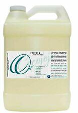 Organic emu oil australian triple refined 16 oz 32 oz 1 gallon fresh creamy emu