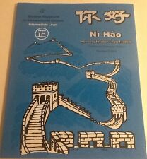 NEW Ni Hao Level 3 Workbook Revised Edition Traditional Characters