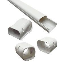 PVC Line Set Cover for Mini Split Air Conditioners