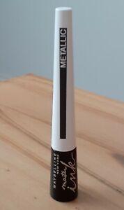 MAYBELLINE Master Ink Metallic Intense Longwear Liquid Eyeliner 33 Glimmer Green