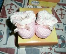 Corolle Boutique, Zapf Creations Reversible Doll Booties *New