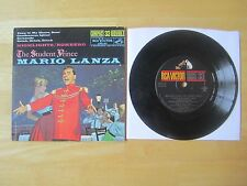 Mario Lanza The Student Prince Compact 33 EP, RCA # LPC-117