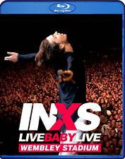 INXS Live Baby Live Blu-Ray