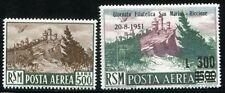 SAN MARINO 1951 460-461 ** POSTFRISCH TADELLOS 320€(Z1710