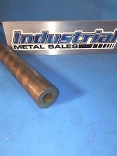 "1-1/4"" OD x 60""-Long x 1/4"" Wall 954 Bronze Round Tube-->1.250"" OD x .250"" Wall"