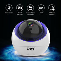 720/1080P P2P Audio Indoor IR Night Vision Wireless IP Camera WIFI Home Security