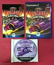 Rumble Racing - PLAYSTATION 2 - PS2 - USADO - MUY BUEN ESTADO