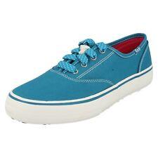 781e472c734 Ladies Keds Shoes The Style - Double Dutch 4 UK Seas Teal Standard