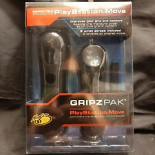 Mad Catz  MOVE GRIPZ PAK Comfortable Protective Cover for PS3 Controller Black