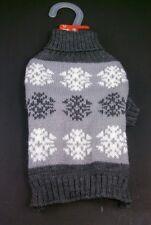Pet sweater winter hunter size xs