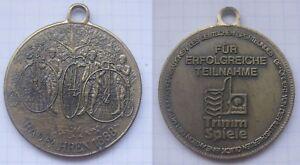 TRIMM SPIELE / RADFAHREN 1888 ................. Anhänger (Ka1)